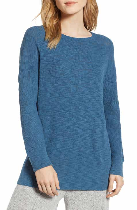 Free People Sandcastle Crop Sweater by FREE PEOPLE