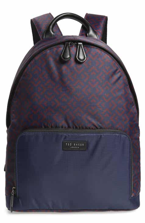 b55c5643fff Ted Baker London Geo Print Backpack.  249.00. Product Image