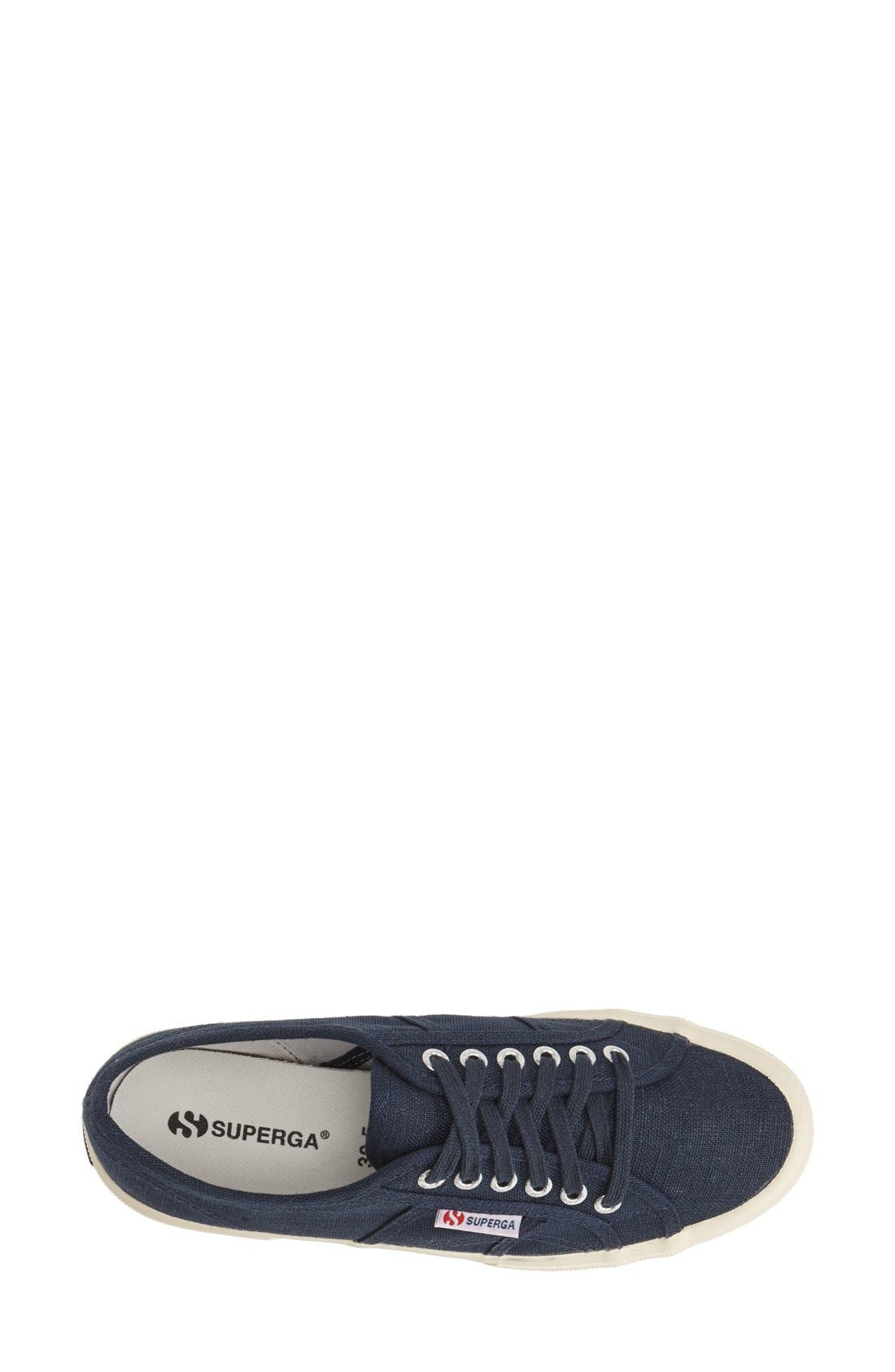 Alternate Image 3  - Superga 'Linu' Linen Sneaker (Women)