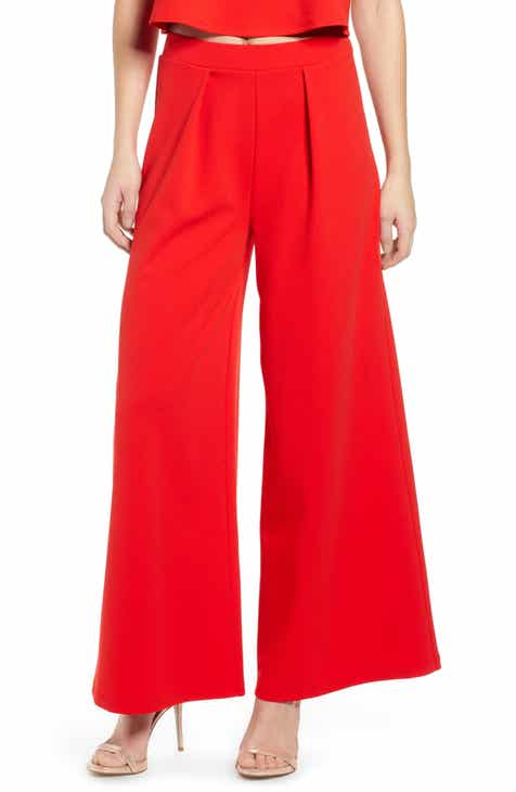 Leith Wide Leg Pants by LEITH