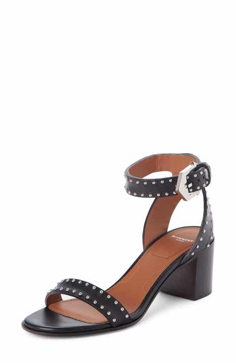 7417e5a8278 Givenchy Studded Ankle Strap Sandal (Women)
