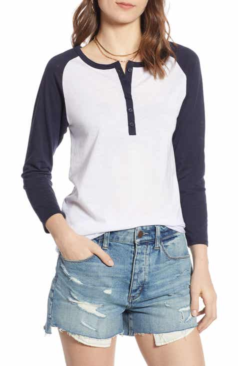 e6c5415a26631b Treasure   Bond Raglan Sleeve Henley