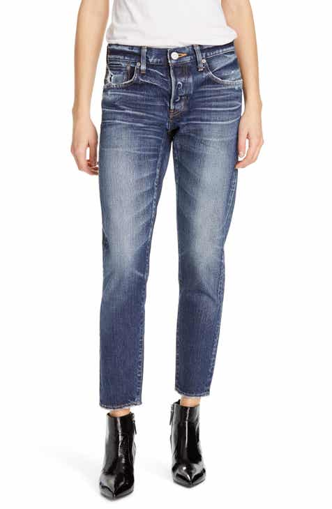 MOUSSY Vintage Nelson Tapered Jeans by MOUSSY