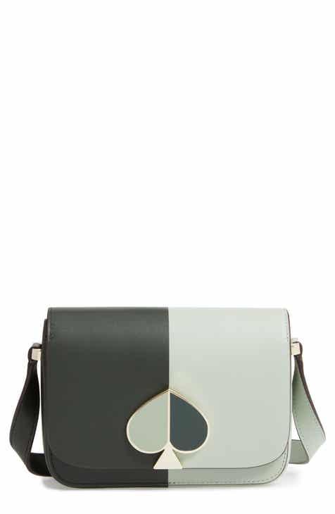 555984f6eb86 kate spade new york small nicola colorblock leather shoulder bag