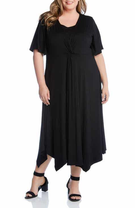 Black Plus-Size Dresses   Nordstrom