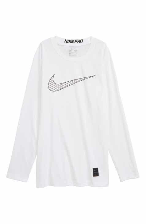 competitive price 72ba8 15628 Nike Pro Dry Training Top (Little Boys   Big Boys)