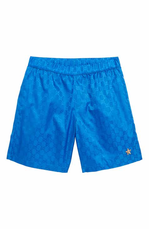 Gucci Double-G Boxer Shorts (Little Boys & Big Boys)