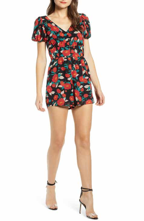 Leith Button Front Romper