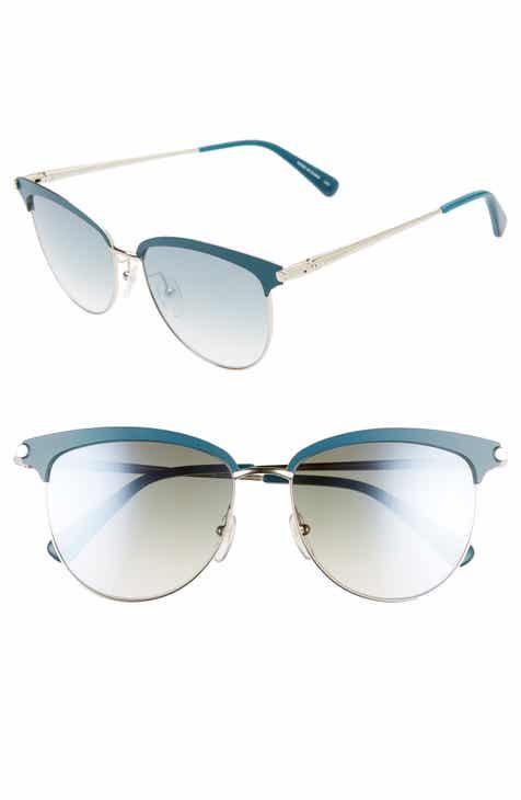c4c8e0d95cf Longchamp Roseau 55mm Gradient Sunglasses