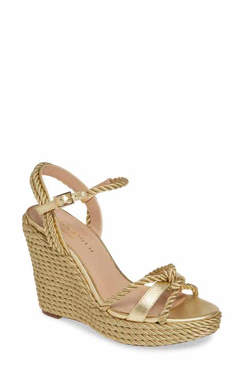 962ec414dad Kurt Geiger London Neile Platform Wedge Sandal (Women)