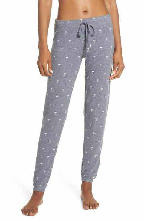 PJ Salvage Peachy Party Lounge Pants by PJ SALVAGE