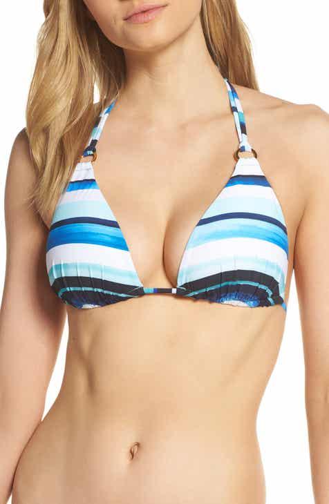 La Blanca Meridian Halter Bikini Top by LA BLANCA