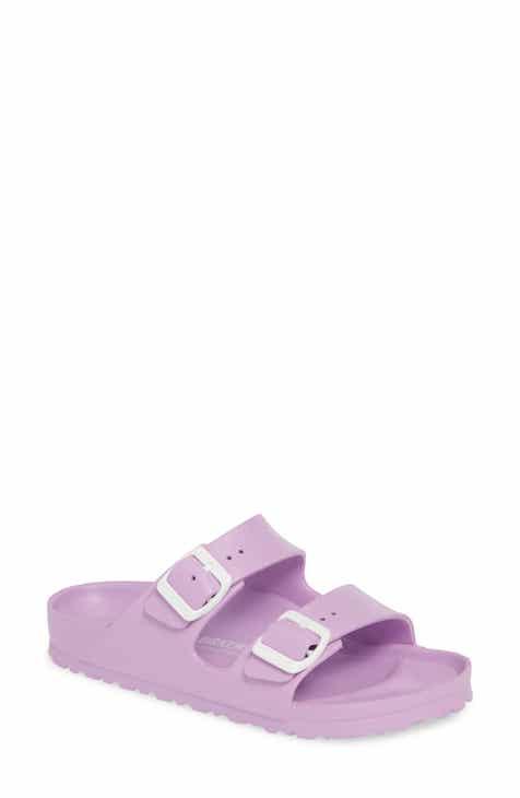 d9bee21b096c22 Birkenstock Essentials - Arizona Slide Sandal (Women)