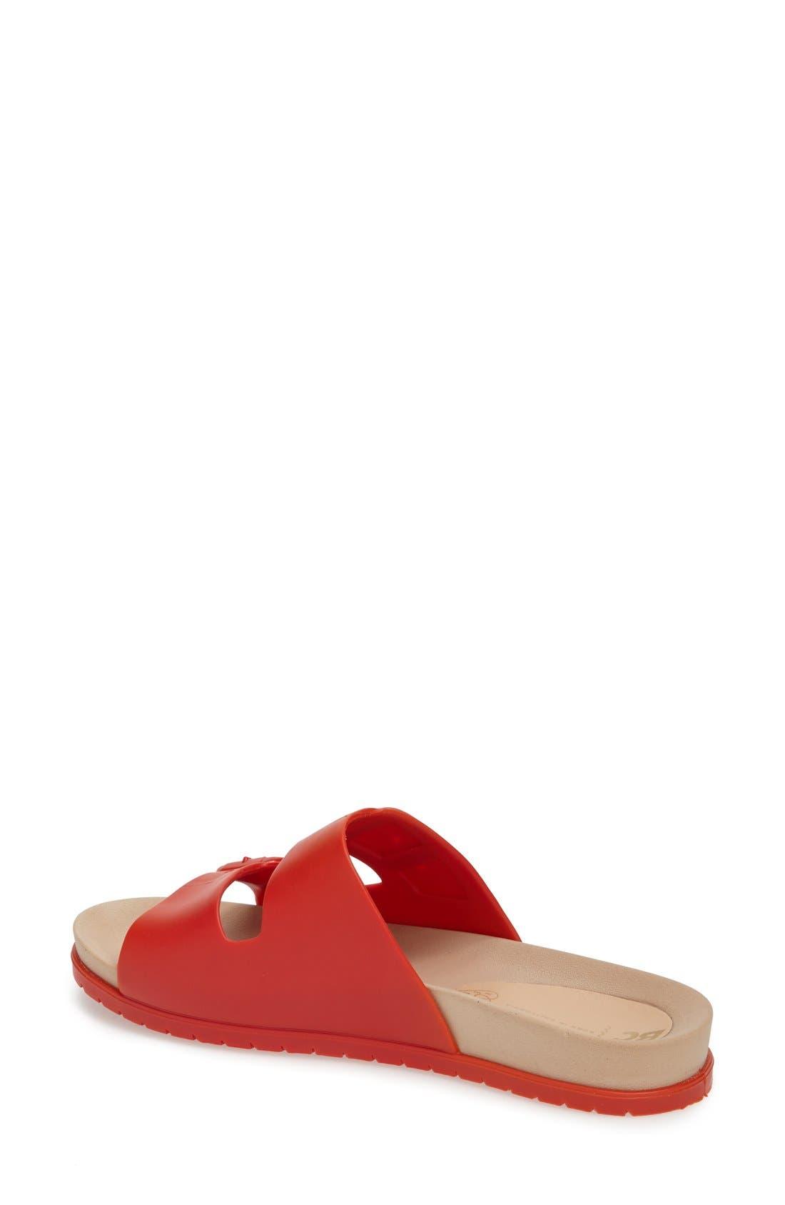 Alternate Image 2  - BC Footwear 'Dim The Lights' Slide Sandal (Women)