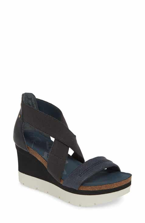 a4cf0828434f OTBT Half Moon Wedge Sandal (Women)