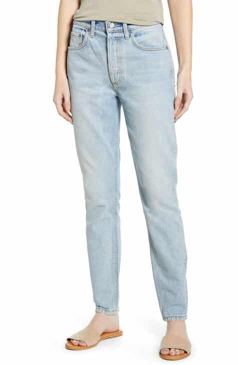 a38fd1221f Boyish Jeans The Billy High Waist Ankle Skinny Jeans (Barefoot in the Park)