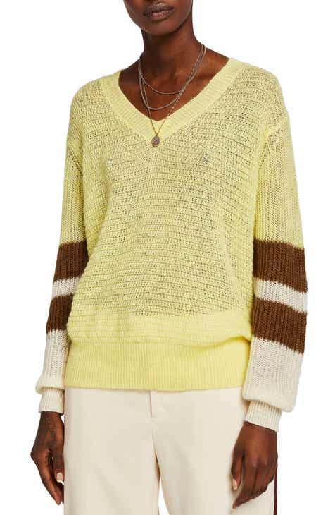 Scotch & Soda Colorblock Sweater by SCOTCH AND SODA