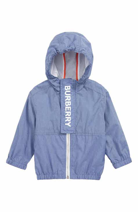 8185cf2cedfa Burberry Austin Hooded Jacket (Toddler Boys)