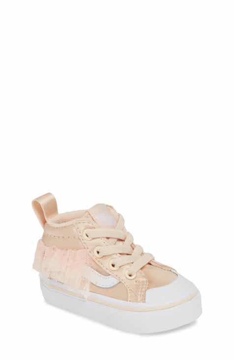 b59cad0dd13767 Vans Racer Mid Tulle Sneaker (Baby