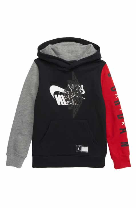 check out 07ee1 858f7 Jordan Futura Wings Graphic Hoodie (Toddler Boys   Little Boys)