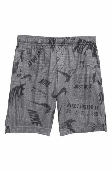 new product 29464 eeaa9 Nike Dry Print Shorts (Toddler Boys  Little Boys)