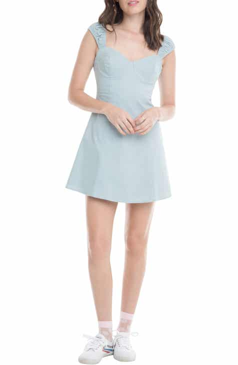 ASTR the Label Maggie Minidress