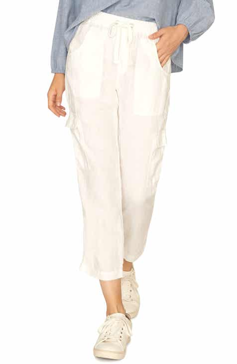 J.Crew Martie Cotton Blend Pants (Regular & Petite) by J.CREW