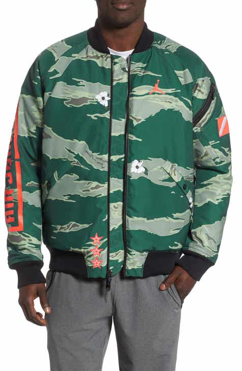 361cc292a0a16d Jordan City of Flight Bomber Jacket