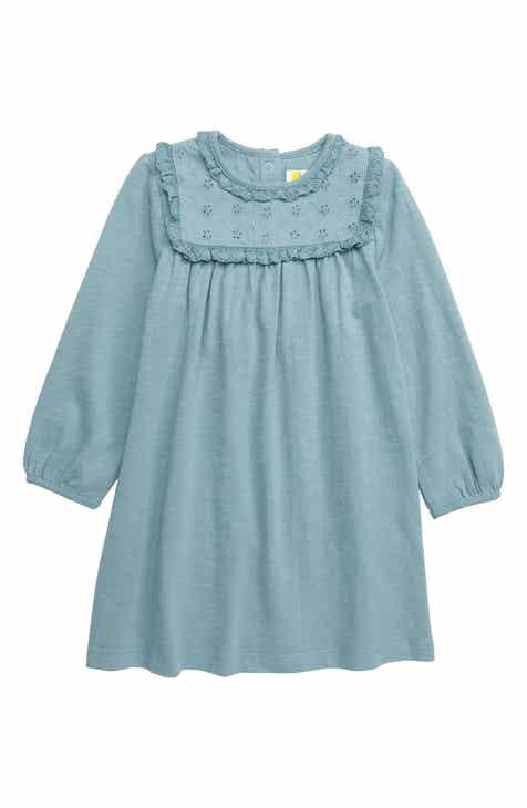 dfd0c94115 Mini Boden Broderie Yoke Dress (Baby   Toddler Girls)