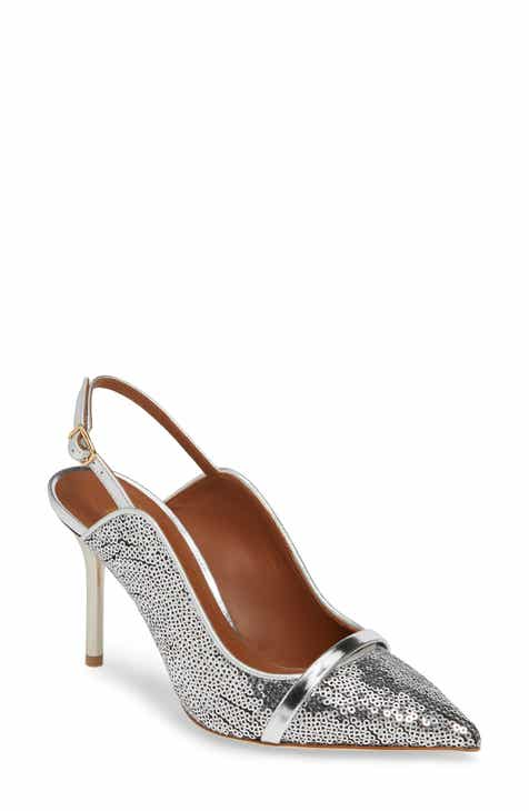 05298fc935987 Malone Souliers Marion Sequin Slingback Pump (Women)