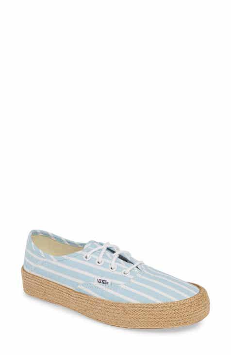b381a8b9c9 Vans Authentic Convertible Espadrille Sneaker (Women)