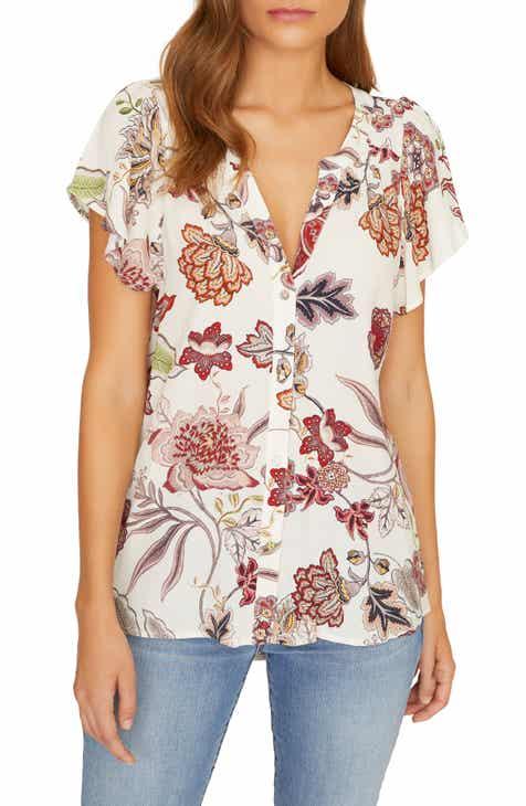 f5a9d4147 Sanctuary Charmer Front Button Shirt (Regular & Petite)