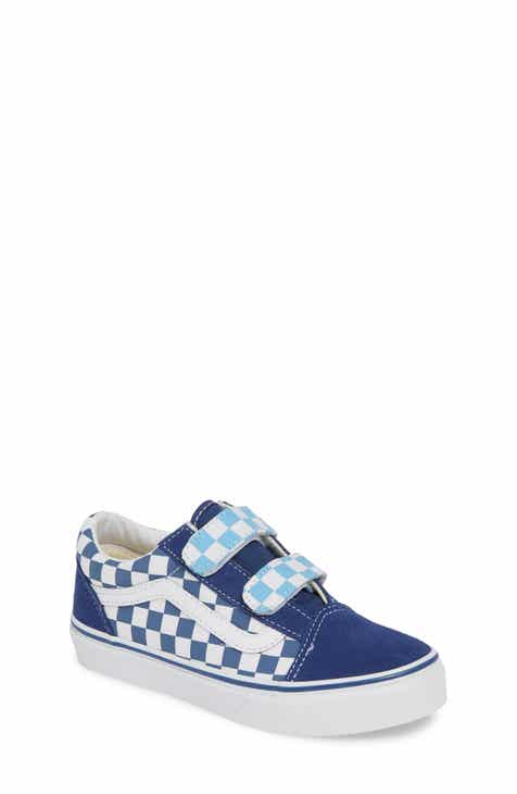 Little Boys  Vans Shoes (Sizes 12.5-3)  05eb63568