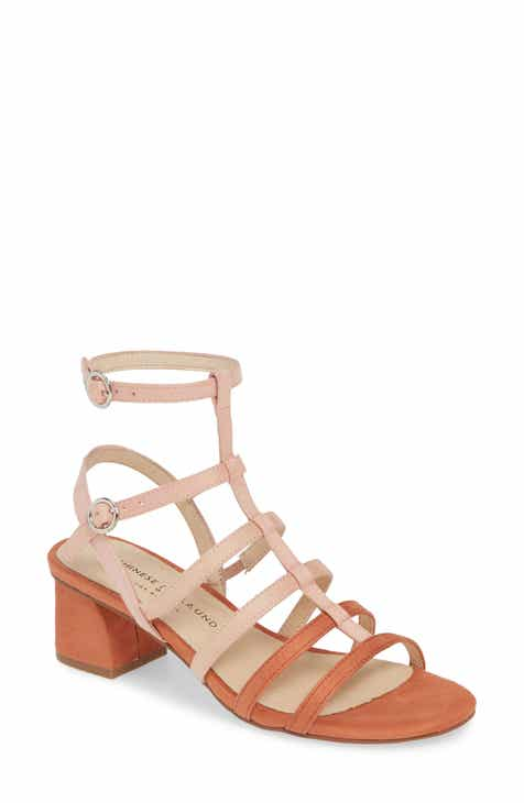 cfa4314165f Chinese Laundry Monroe Strappy Cage Sandal (Women)