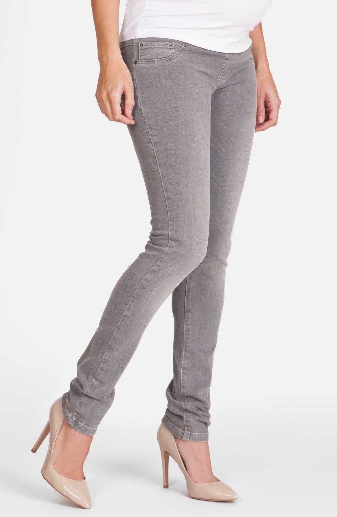 Seraphine 'Angelina' Skinny Maternity Jeans