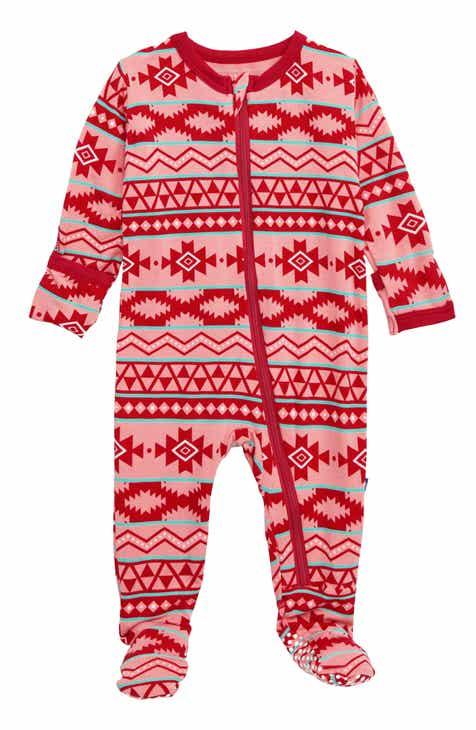 c4ac32225 footed pajamas baby