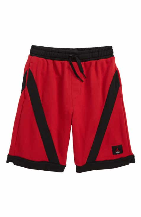 f1a859d2449e56 Jordan Flight 5 Lite Shorts (Big Boys)