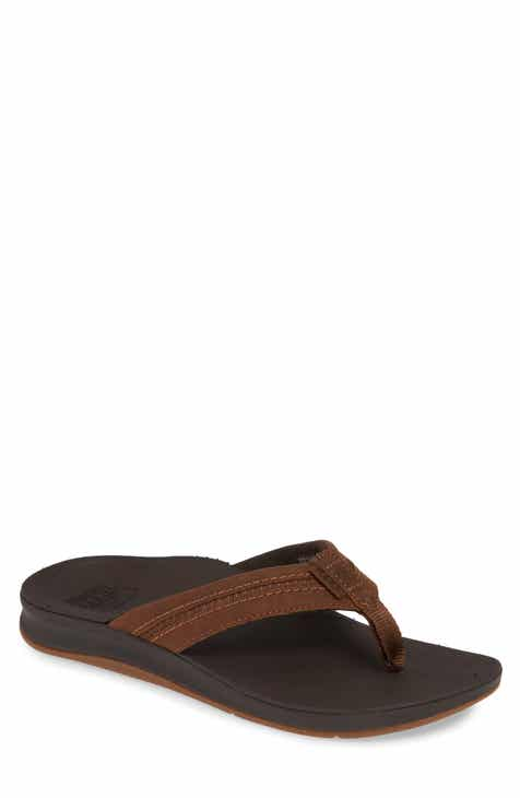 5c7856a84 Reef Ortho Bounce Coast Flip Flop (Men)