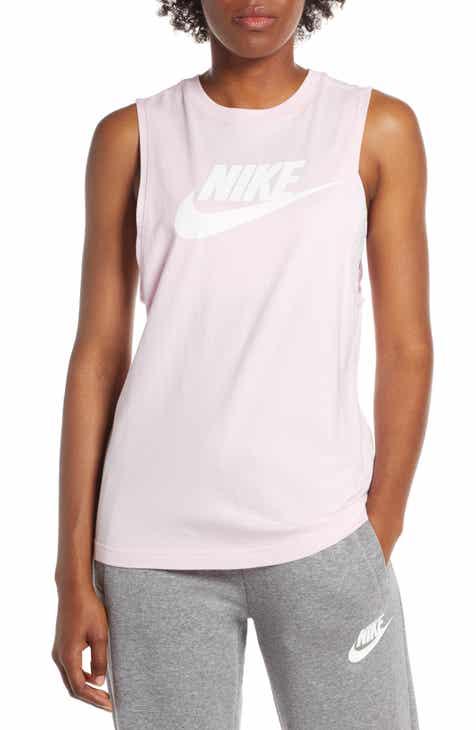 c5f0f10b95a3 Nike Sportswear Essential Futura Muscle Tank