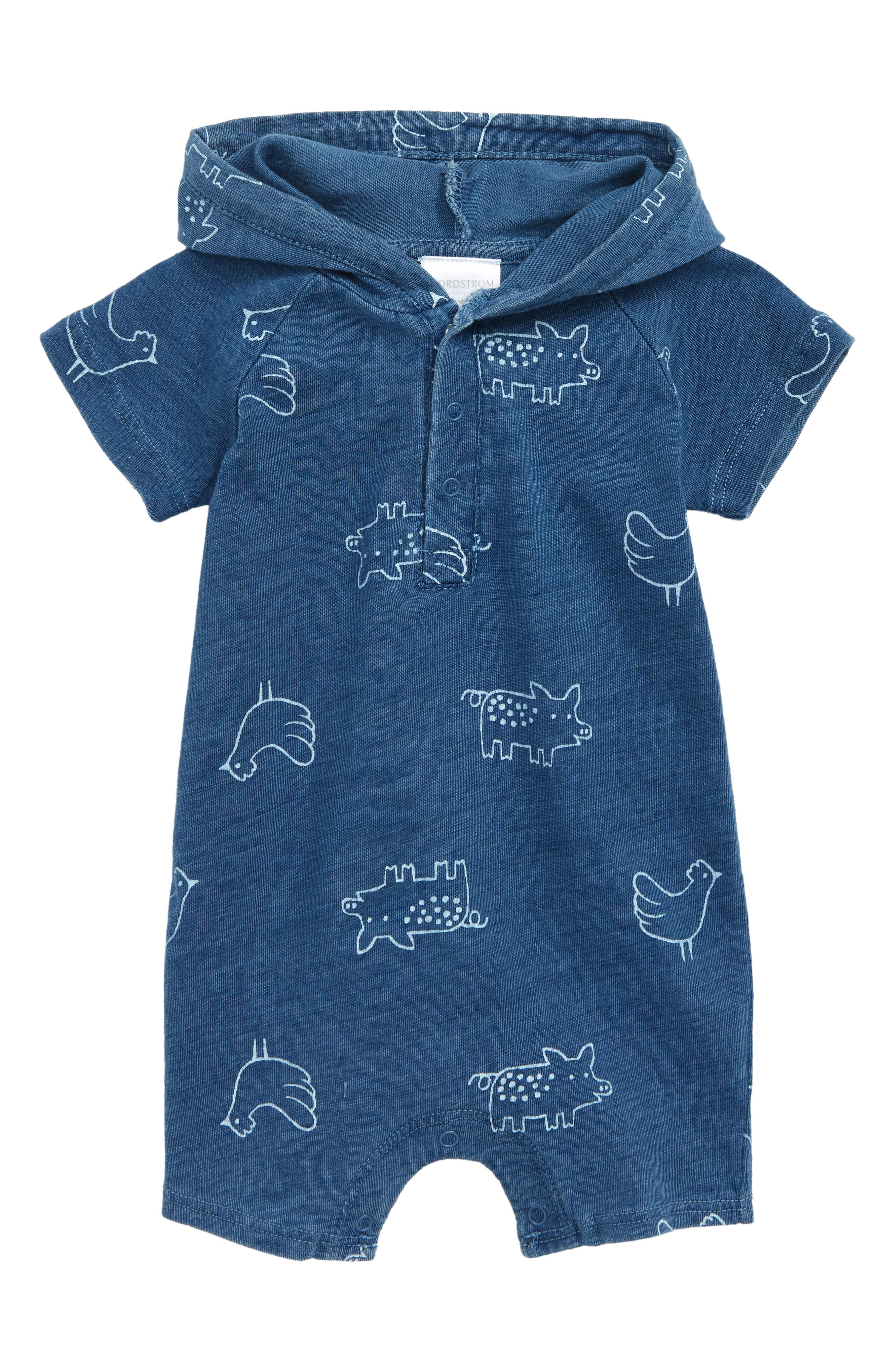 Style; Humor Toms Romper Shoes In Blue Infant Size 9 Fashionable In