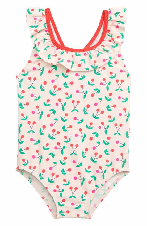 932b7c0211a26 Mini Boden Bow One-Piece Swimsuit (Toddler Girls).  25.00. Product Image