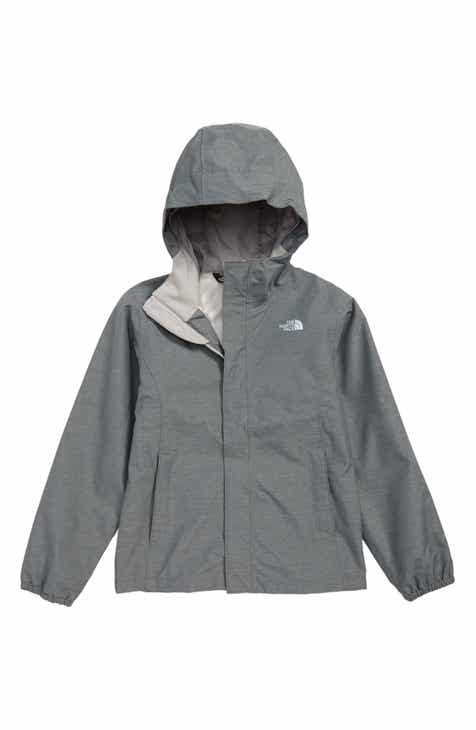 bd822c1ee0 The North Face Resolve Reflective Waterproof Jacket (Big Girls)