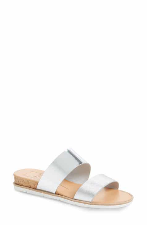 804739bfdff0 Dolce Vita Vala Wedge Slide Sandal (Women)