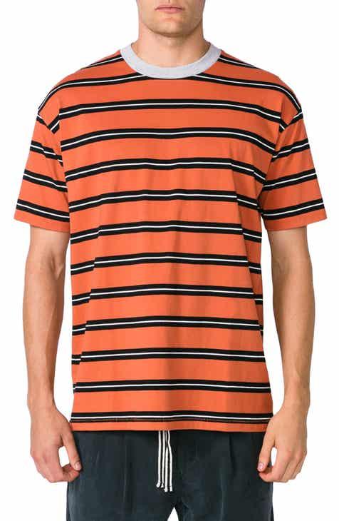 ZANEROBE Triplet Box Fit Stripe T-Shirt