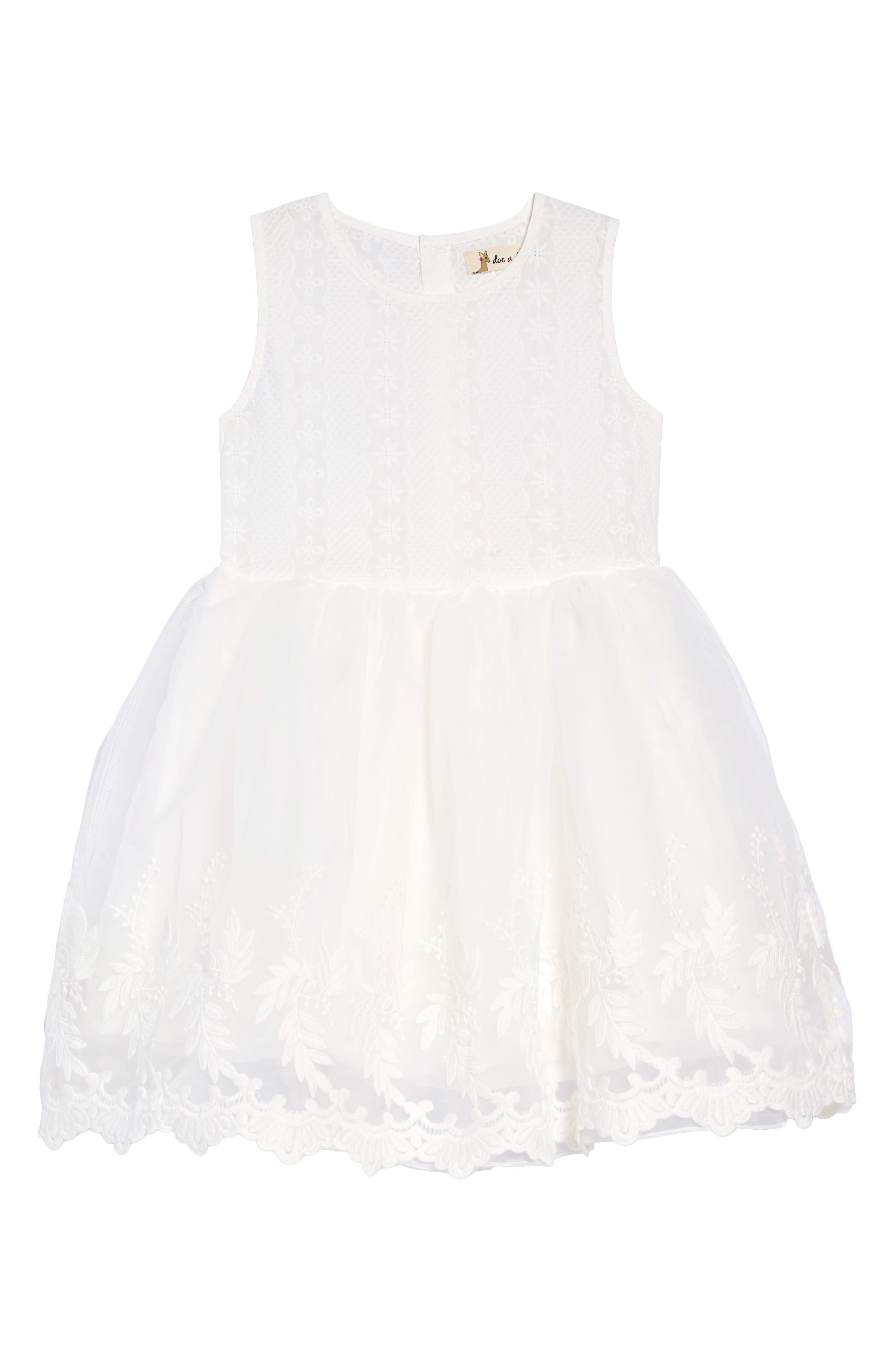 Tulle Dresses for Tweens