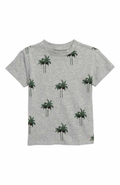 1f068eeee05 TINY TRIBE Palm Tree T-Shirt (Toddler Boys   Little Boys)