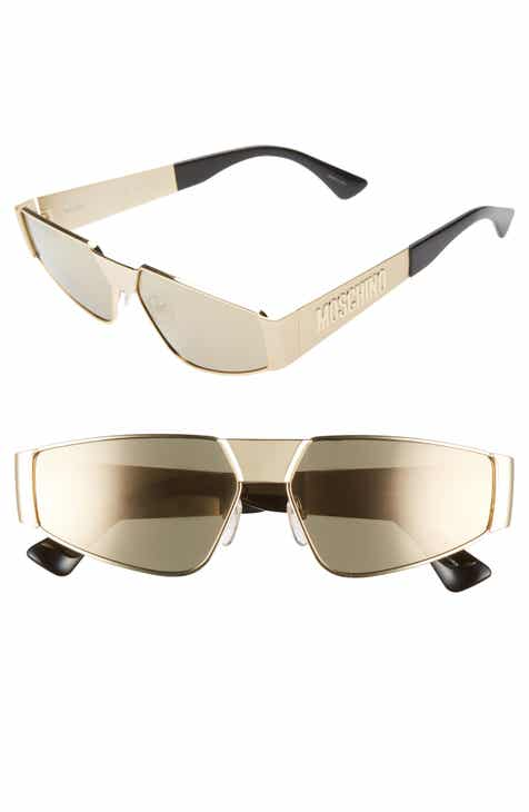 456f4fb486f9 Moschino 59mm Small Shield Sunglasses