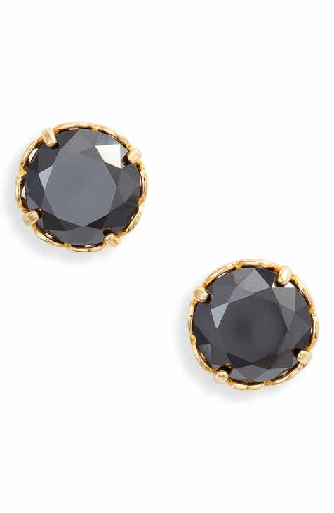 7304433fc kate spade new york that sparkle round stud earrings. $38.00. Product Image