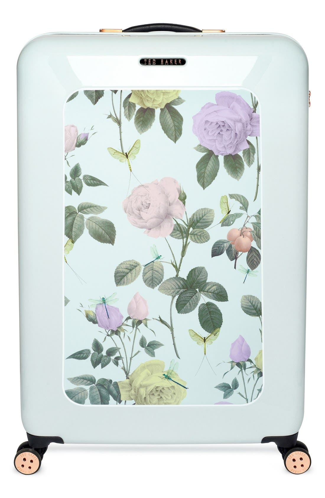 Alternate Image 2  - Ted Baker London 'Large Rose' Hard Shell Suitcase (32 Inch)