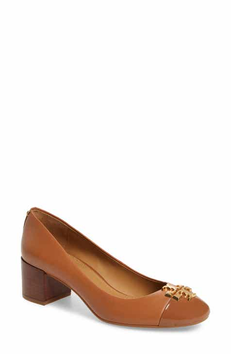 f32aa253f Tory Burch Everly Cap Toe Pump (Women)